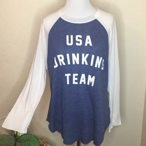 Wildfox Graphic Tee Size Extra Small